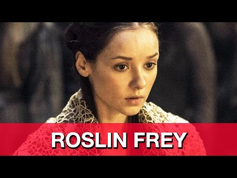Game of Thrones Roslin Frey   Alexandra Dowling