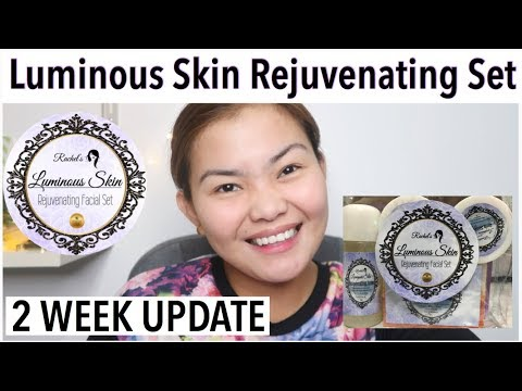 2 WEEK UPDATE SA GLASS SKIN EFFECT NA REJUV SET| GIVEAWAY TIME TRY MO NA