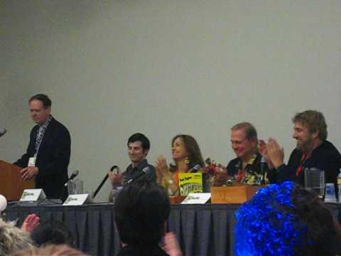 Comic Con 2009 Buck Rogers Panel