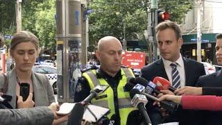 1 dead, 2 injured in Melbourne knife attack