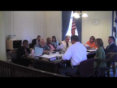 New Brunswick City Council Meeting - 8/7/13