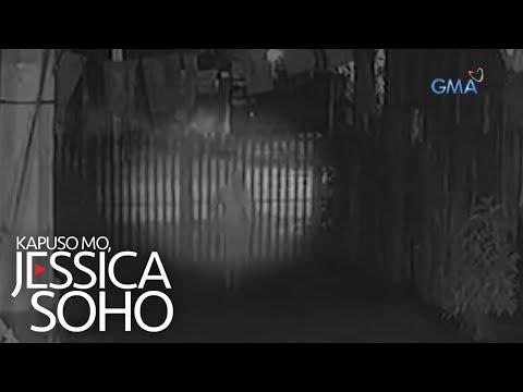 Kapuso Mo, Jessica Soho: Lalaki, tumatagos sa gate?!