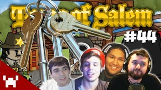 i lost my keys town of salem quad facecam w the derp crew ep 44
