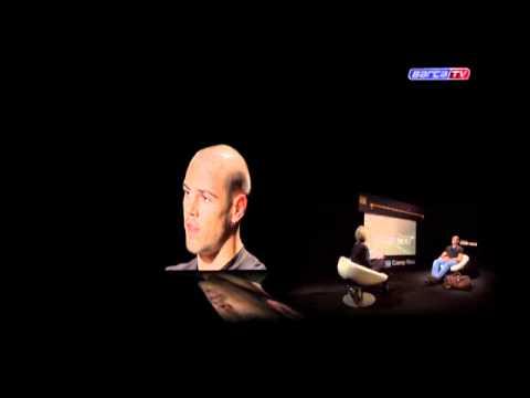 Estació Camp Nou Barça TV - Víctor Valdes - Cristina Collado