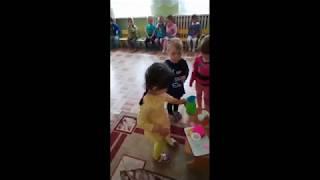 Прикол в Детском Саду. Муха Цокотуха