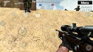 Special Forces Group on mobile
