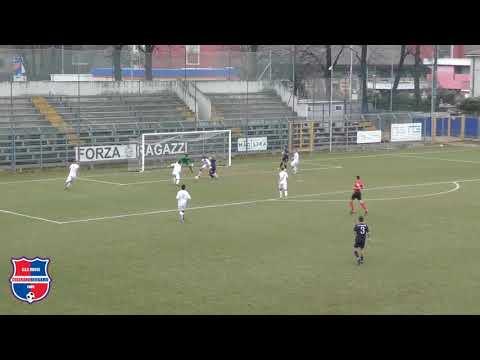 Crema-Virtus Ciserano Bergamo 1-0, 14° giornata d'andata Serie D girone B 2020-2021
