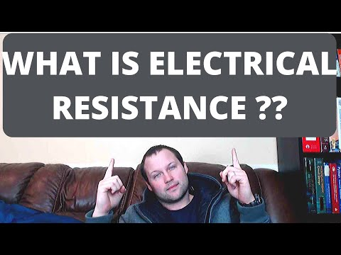 Electrical Resistance Defined