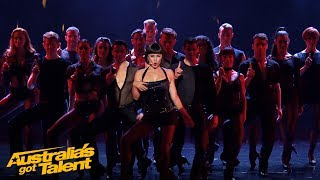 CHICAGO SNEAK PEAK   Semi Final   Australia's Got Talent 2019