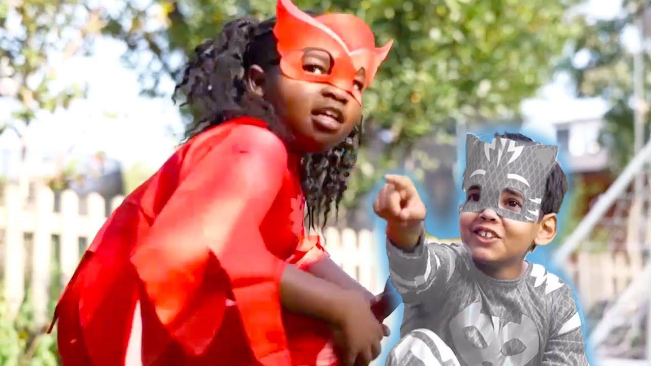 PJ Masks na vida real   Episódio 11