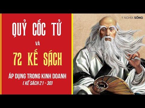 Quỷ Cốc Tử và 72 Kế Sách Áp Dụng trong Kinh Doanh: Kế Sách 21 - 30