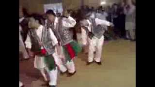 Afghan Zazai Attan Dance 2012