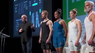 Electronic Apparel debuts a new line of powered clothing at Disrupt SF 2018