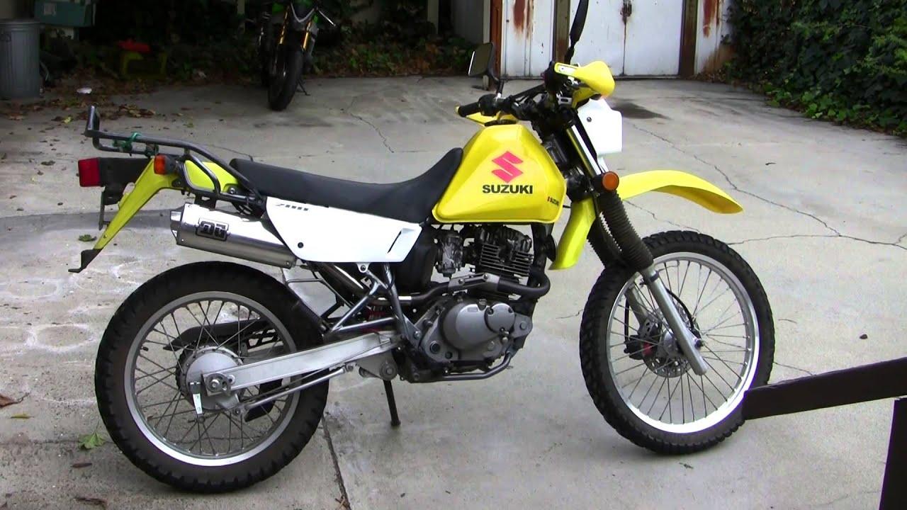 Suzuki Dr Exhaust