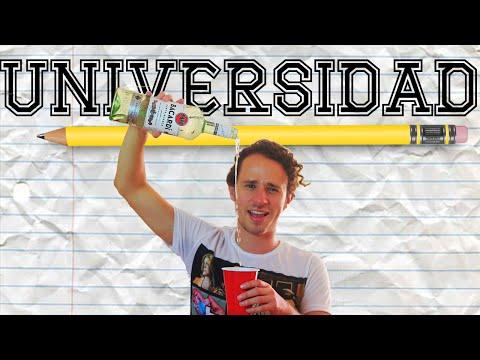 Universidad: LA REALIDAD AL ENTRAR