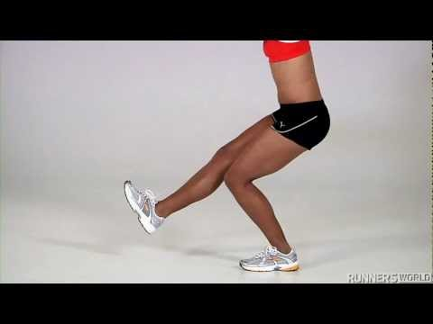 Single-Leg Squat Glute Strengthening Exercises for Runners