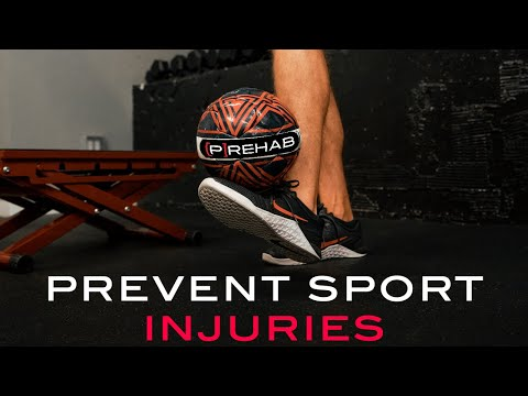 Exercises to Prevent Soccer Injuries!   Episode 25