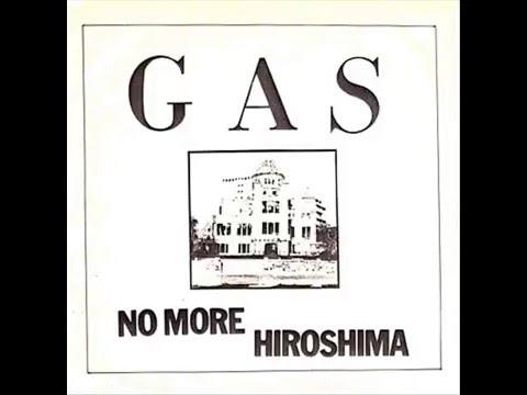 GAS:反日本/脳 (japanese hardcore punk.1984 )