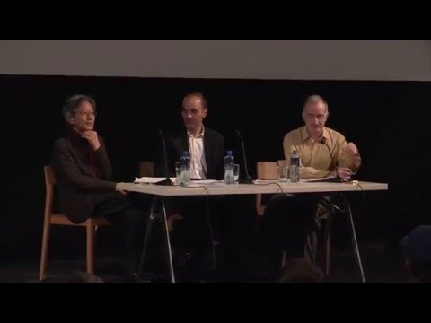 RCA Visual Cultures Lecture Series: Noboru Hidano & Suhail Malik
