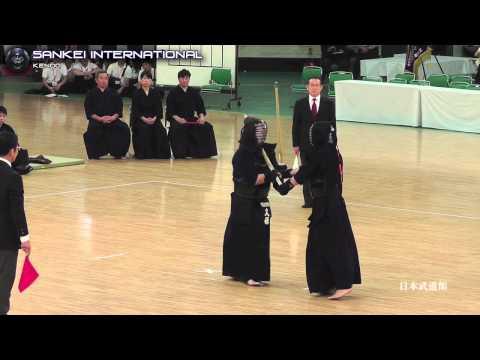 Kendo「剣道」- Amazing Shiai - Five vs One [VID:20140706EW001]