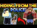 Lagu HIDING FROM THE POLICE!  ROBLOX: Emergency Response Liberty County