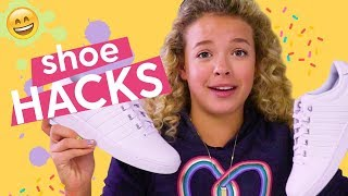 DIY Shoes: Glow Shoes, Color Changing Sneakers, Remote Control Shoes | GoldieBlox