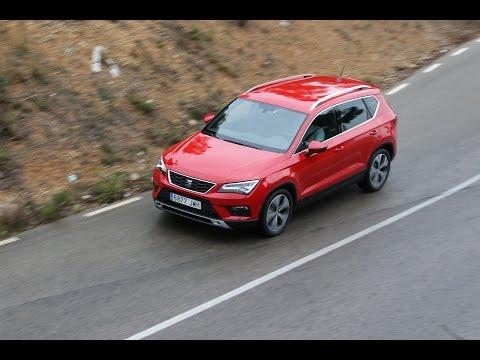 Seat Ateca 2016 - AutoWeek Review