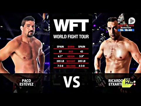 Paco Estevez Vs Ricardo Etxarte / ROAD TO BELLATOR SPAIN / ANAKIN MMA