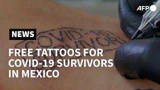 Tattoo stroke survivor Young Proud