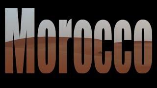 Random Traveling Black Guy in Morocco | Travel Vlog