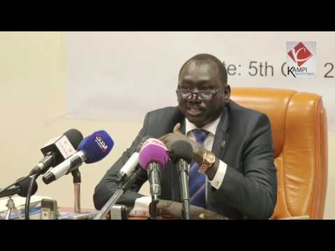 The SPLM:A IO In Opposition Under Taban Deng Gai Condemned the Declaration of War by Dr  Riak Machar