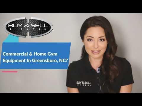 Gym Equipment Greensboro, NC Www.BuyAndSellFitness.com