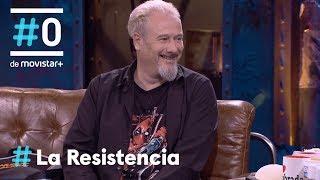 LA RESISTENCIA - Entrevista a Antonio Ramos   #LaResistencia 23.04.2019