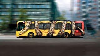 Анекдот про водителя автобуса и не только.