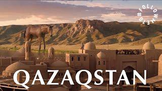 #Followmeto Qazaqstan