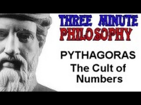 Three Minute Philosophy: Pythagoras