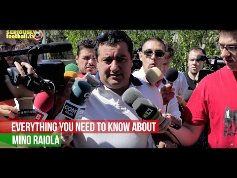 Everything you need to know about Mino Raiola