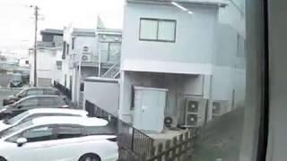 2017 08 車窓・JR川越線 E233系・大宮~日進