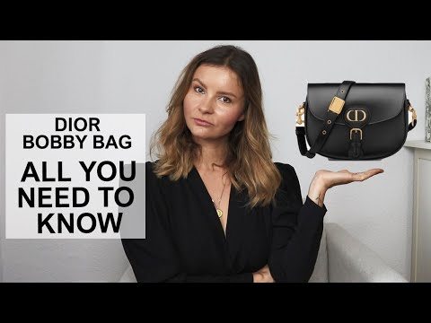 DIOR BOBBY BAG - WORTH IT?? - All Facts, Prices, Quality // The Geek Is Chic