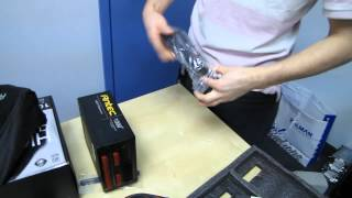 Antec High Current Pro 80PLUS Platinum Power Supply Unboxing & First Look Linus Tech Tips