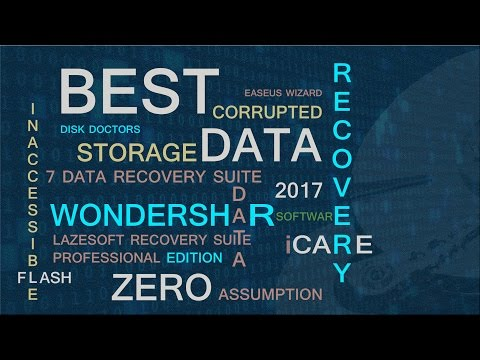 7 Best File recovery software tools 2017