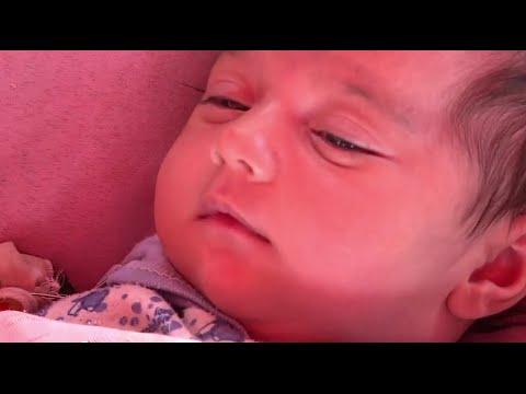 Iraq: Fleeing With A Newborn Baby