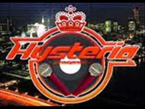 Hysteria 24 - Brockie palmer trigga bassman