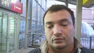 Андрей Драчев после ЧМ 2011 по пауэрлифтингу