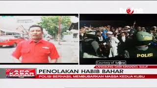 Video Usai Aksi Penolakan Habib Bahar, Kota Manado Kondusif download MP3, 3GP, MP4, WEBM, AVI, FLV Oktober 2018