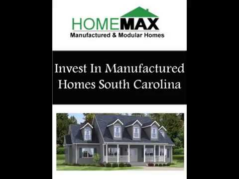 Invest In Manufactured Homes South Carolina
