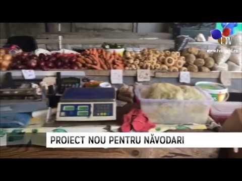 O piață modernă în orașul Năvodari - Litoral TV