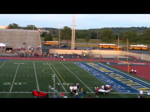 Thurgood Marshall track 4x4 regionals finals