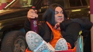 """Киркоров & Тимати: Бекстейдж со съемок клипа """"Цвет настроения синий"""", апрель 2018"""