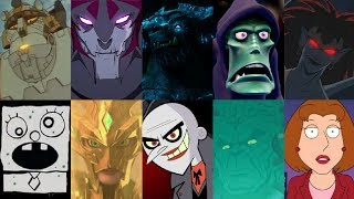 Defeats of my Favorite Cartoon Villains Part XV